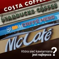 Która sieć kawiarniana jest najlepsza?