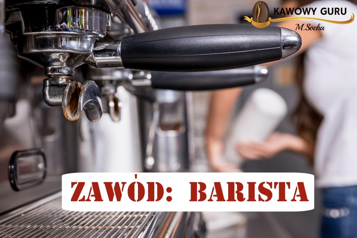 Zawód: barista