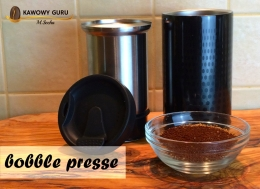 bobble presse – świetne urządzenie do kawy na drogę