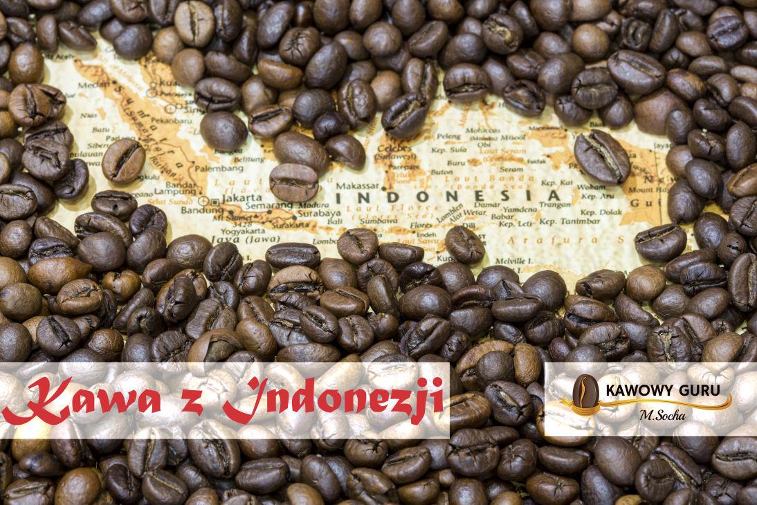 Kawa z Indonezji