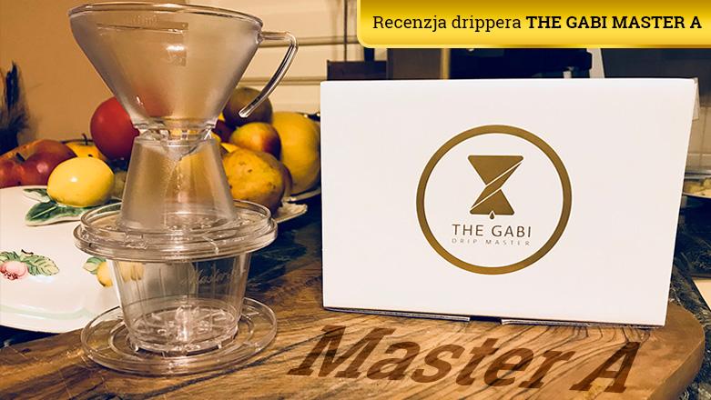 Recenzja drippera The Gabi Master A