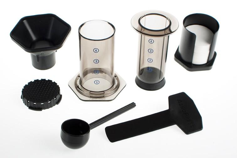 Jak zrobić kawę w Aeropressie?