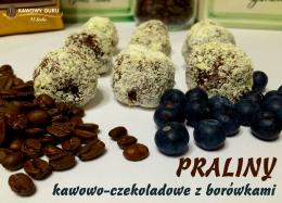 Praliny kawowo-czekoladowe