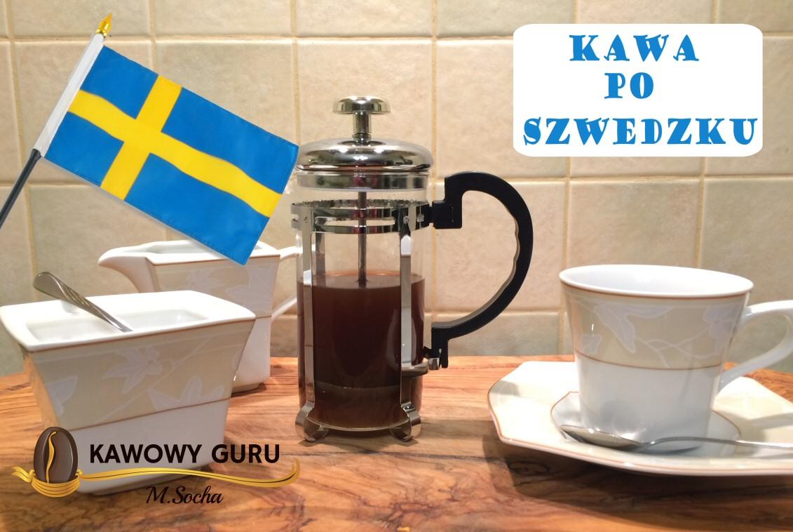 Kawa po szwedzku