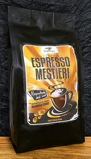 Espresso Mestieri