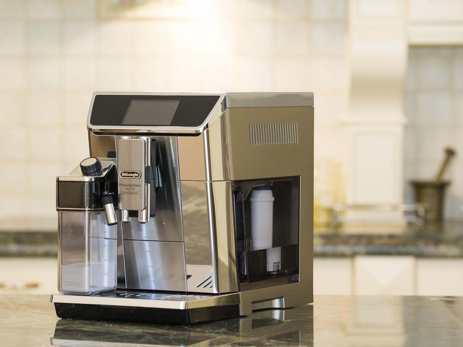 Ekspres automatyczny De'Longhi ECAM 650.85.MS – Primadonna Elite Experience