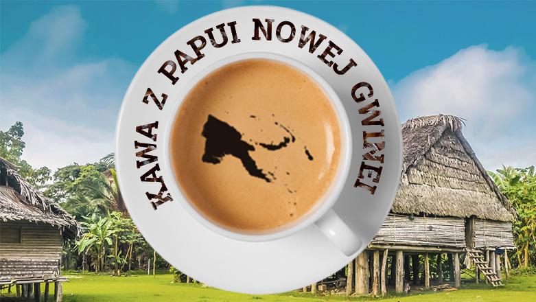 Kawa z Papui Nowej Gwinei